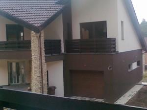 balustrada lemn BA002