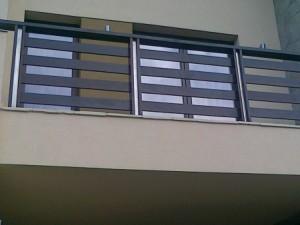 balustrada lemn BA003