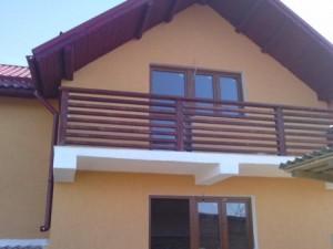 balustrada lemn BA006