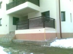 balustrada lemn BA009