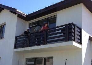 balustrada lemn 0037